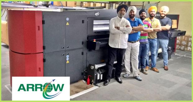 Prince Digi Graphics adds Efi Vutek GS3250 LX Pro LED, 10 color UV inkjet Printer to bolster Digital Printing Business