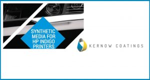 Kernow Coatings to Show New Line of Synthetic Media for HP Indigo at Dscoop Show in Vienna