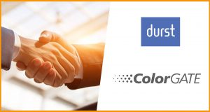 ColorGATE and Durst Phototechnik AG Announce Exclusive Distribution Partnership