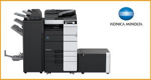 Konica Minolta expands its portfolio of innovative office printing solutions with the launch of bizhub 658e series in India!