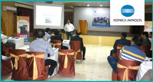 Konica Minolta organises a reseller meet in Kolkata with Transcon, its West Bengal Gold ePartner