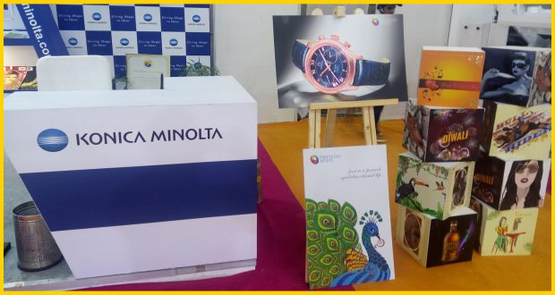 Konica Minolta India showcases its wide range of innovative label, packaging and print enhancement solutions @ Pack Plus 2018 !