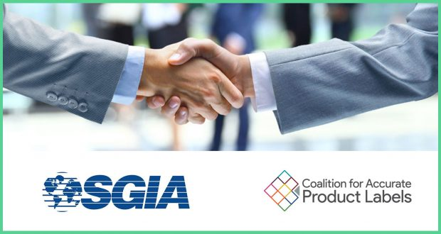 SGIA Joins Coalition for Accurate Product Labels in Wake of Proposition 65's New Warning Requirements