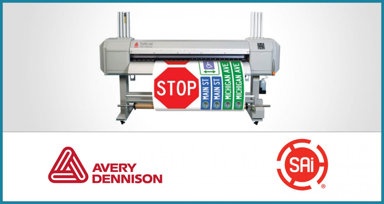 SAi Partners with Avery Dennison to develop specialized RIP