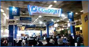 ColorJet Records Highest Sales of UV Digital Printers @ Media Expo '18