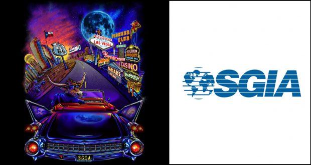 SGIA Unveils 2018 SGIA Expo T-shirt