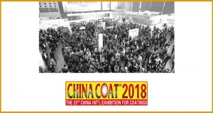 Chinacoat '18 : 1,150+ Exhibitors from 30 Countries