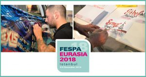 Features confirmed for FESPA EURASIA 2018