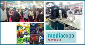 Media Expo 2018 (New Delhi) : Mix of National and International Technologies