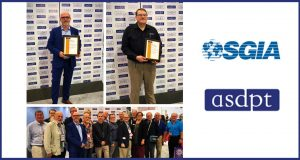 ASDPT Inducts Two New Members and Presents 2018 Swormstedt Award