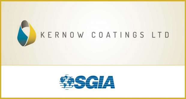 Kernow North America Wins SGIA Sustainable Business Recognition Award