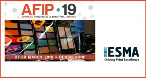 AFIP '19 conference to add new dimension to industrial printing