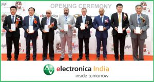 electronica India and productronica India 2018 gets high quality visitors