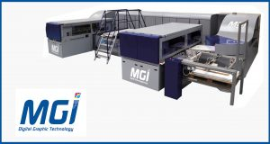 MGI to showcase New B1 Inkjet Printing & Embellishment technology @ Paris All4Pack Expo