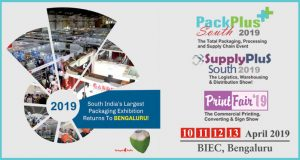 PrintFair to be held along with PackPlus South on 10-13 April '19 in Bengaluru