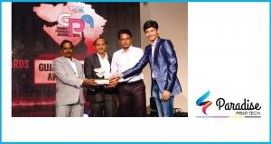 Rajkot-based Paradise Print Tech bags GPA bronze award