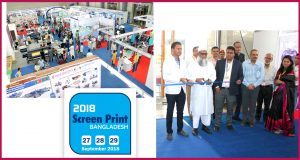 Exhibitors give a big thumbs up to Screen Print Bangladesh 2018