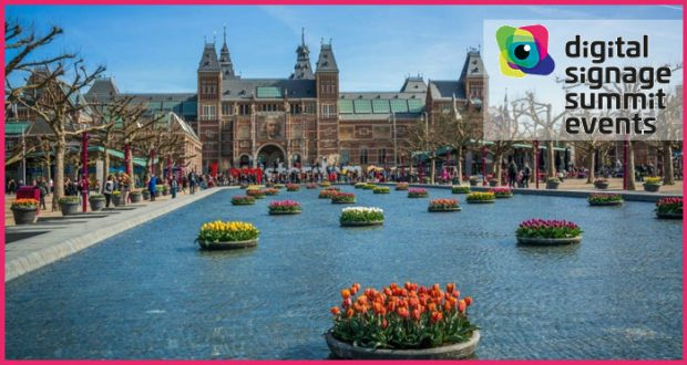 Digital Signage Summit to be held in Amsterdam on Feb 6
