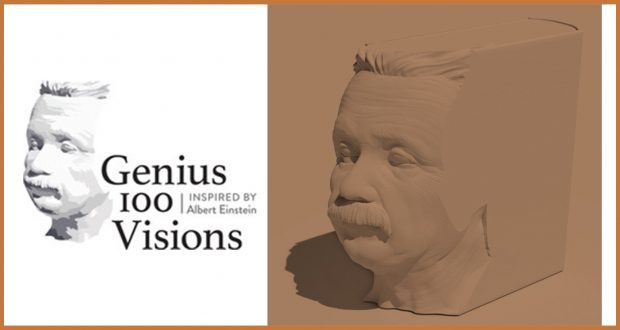 Genius 100 Debuts the World's First 3D Printed Book