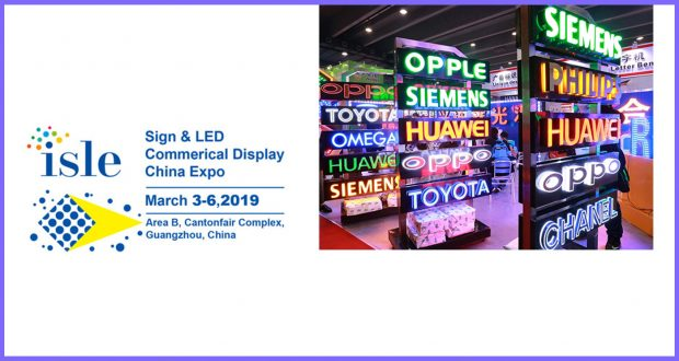2019 International Signs and LED Exhibition to Open on March 3, Highlighting Latest LED Innovations