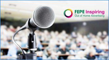 Global CEOs of Kinetic and Posterscope join Keynote SpeakersatFEPE International in Dubai