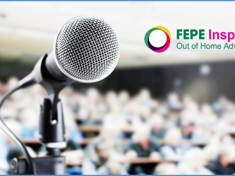 Global CEOs of Kinetic and Posterscope join Keynote Speakers at FEPE International in Dubai