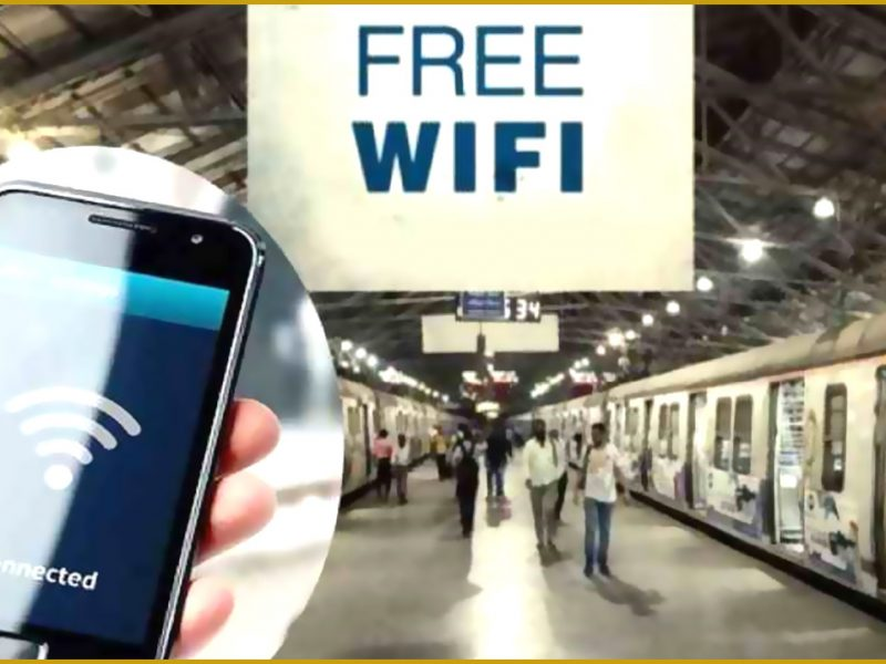 Railway stations to get Wi-Fi