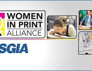 SGIA's Women in Print Alliance