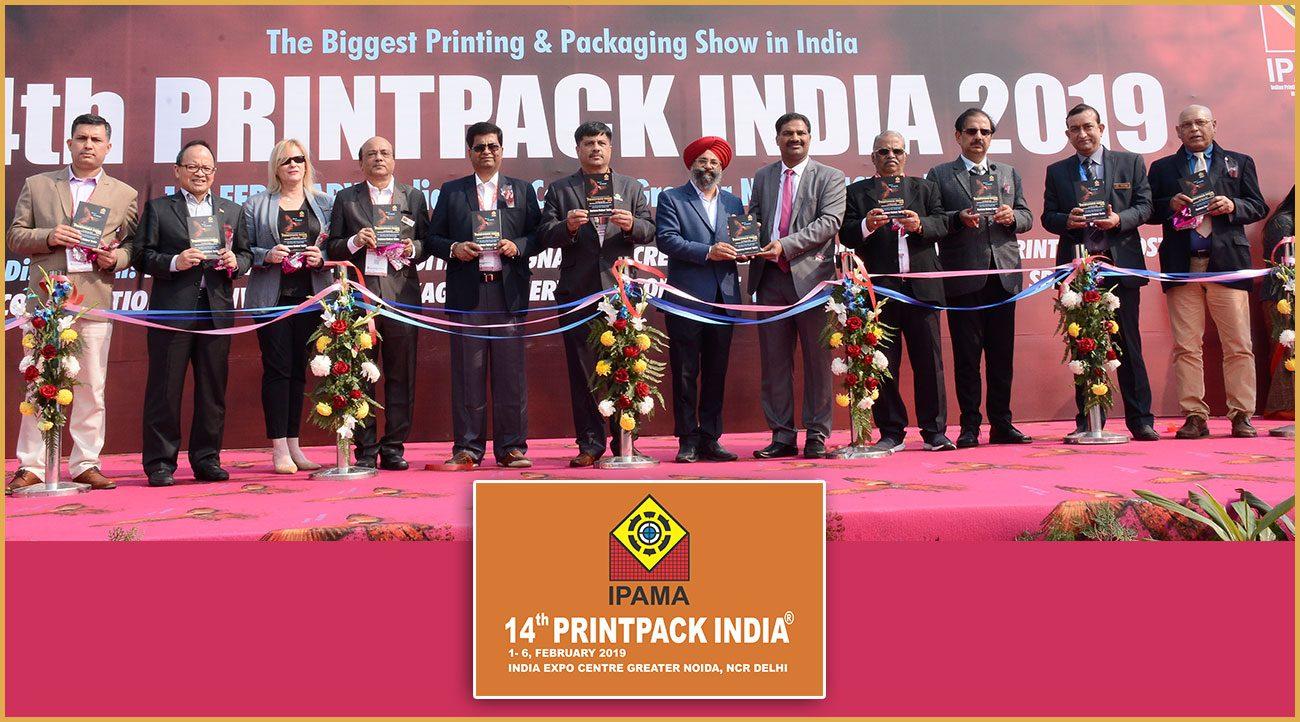 PrintPackIndia 2019 receives excellent response – Screen Print India