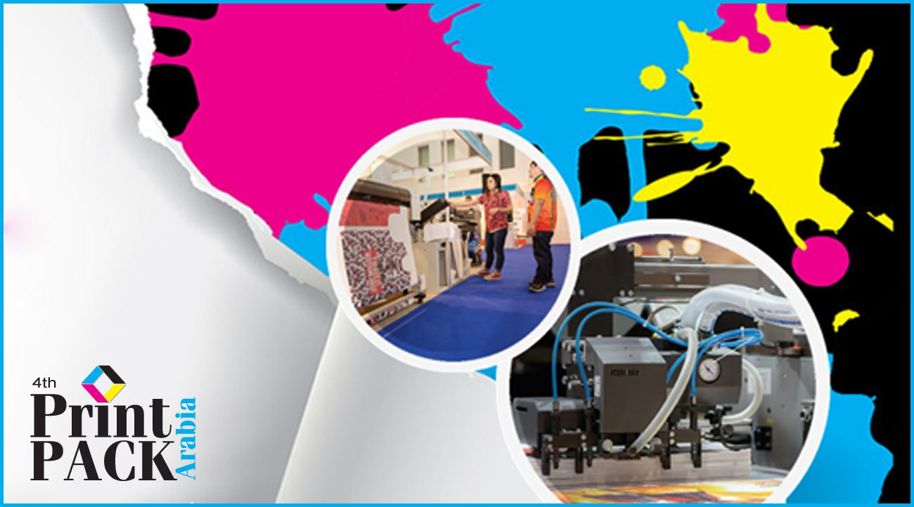 4th Print Pack Arabia to be held on 16-19 March 2020 in Sharjah