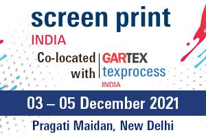 Screen Print India New Delhi December 2021